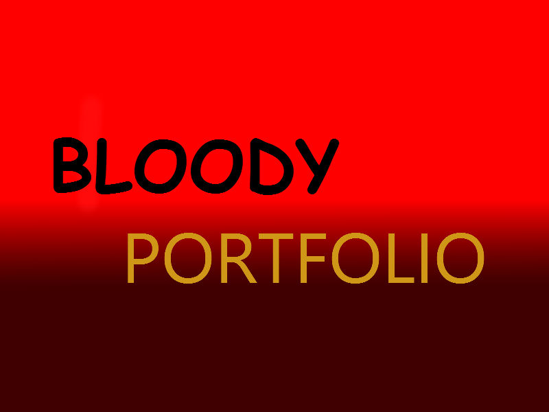 bloody-portfolio