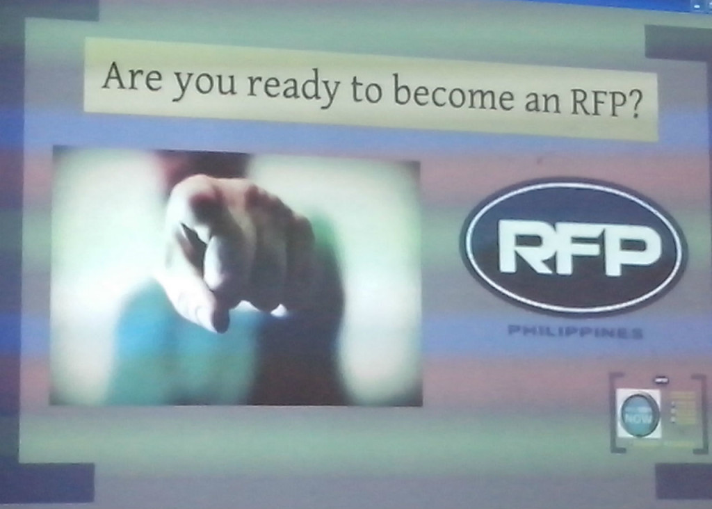 Am I ready to become a Registered Financial Planner (RFP