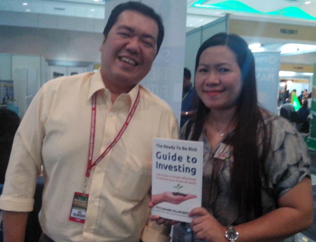 Pinay Investor with Fitz Villafuerte
