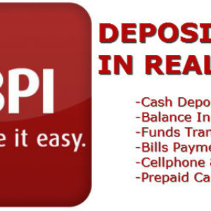 BPI Express Deposit Machine – The Easiest Way to Deposit Cash Real-Time!