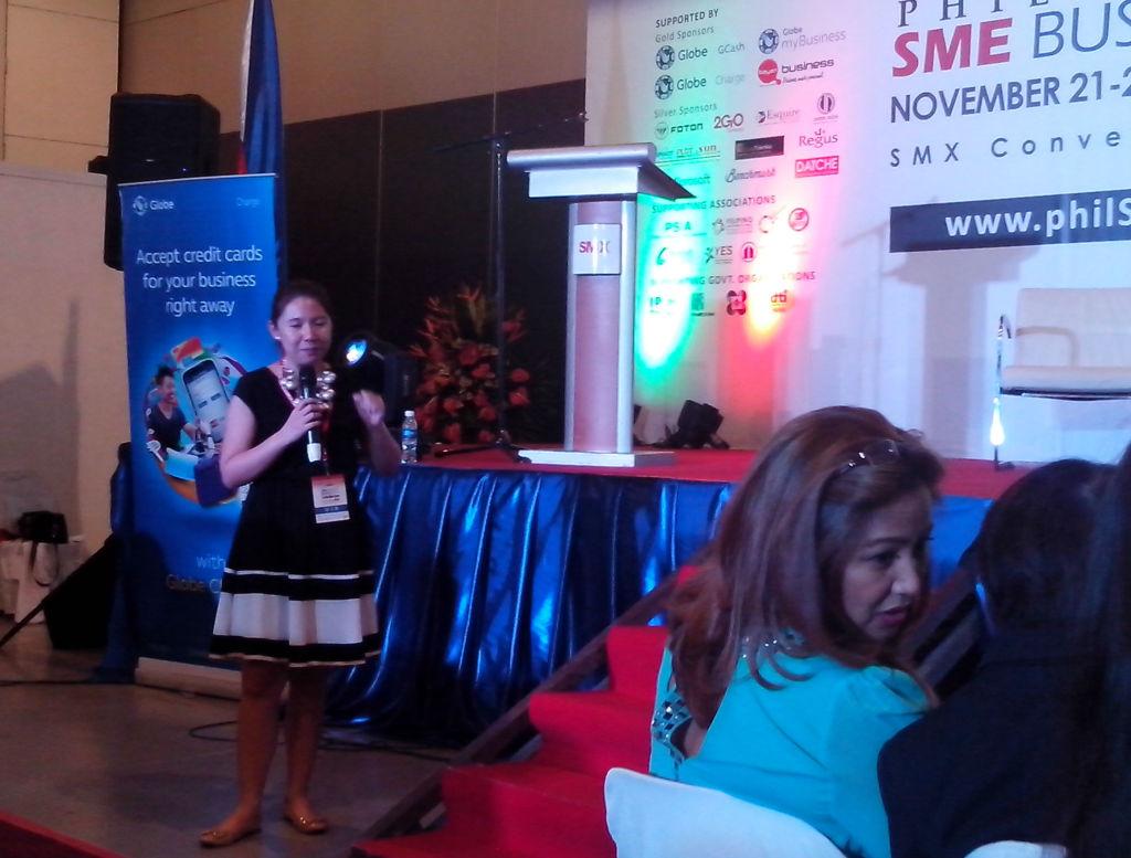 Ria Lu, President/CEO of Komikasi Games and Entertainment