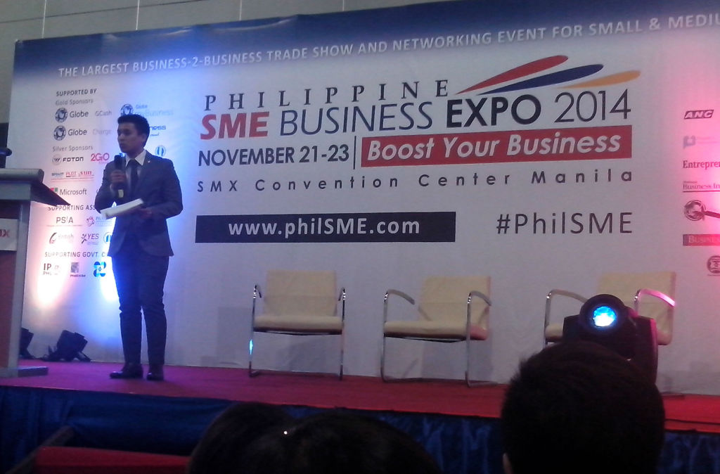 Justin Gatmaitan, Blue Diamond Executive of NUSkin Philippines