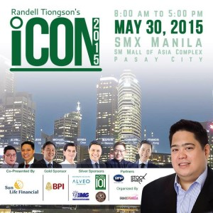 #iCon2015-Investment Conference-Randell Tiongson