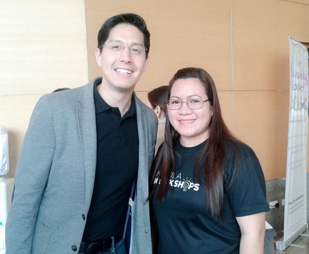 Pinay Investor with Edric Mendoza