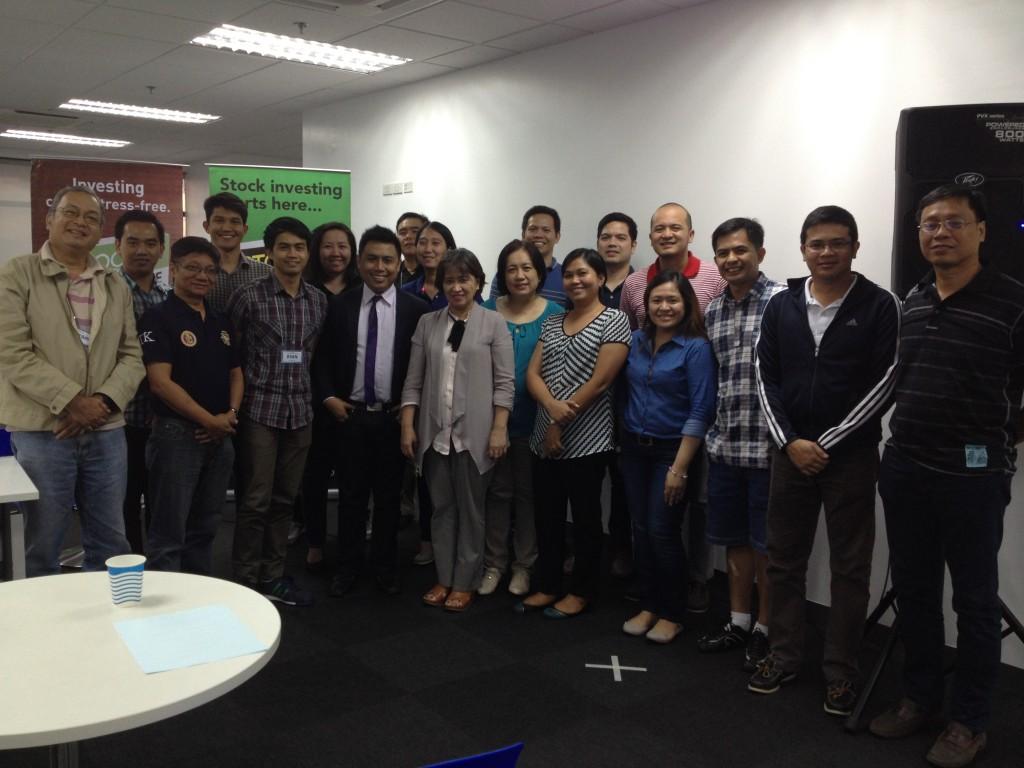 Stock Smarts Workshop