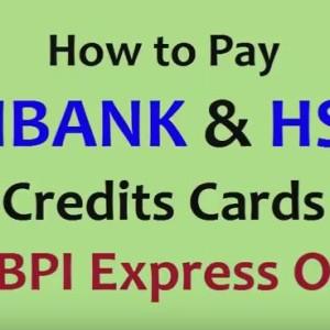 CITIBANK-HSBC-BPI Express Online